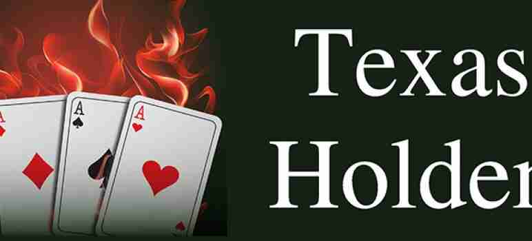 Poker Hands Texas Holdem Live and Online